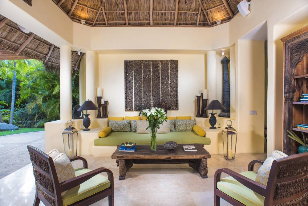 Casa Aramara SPA Lounge Area
