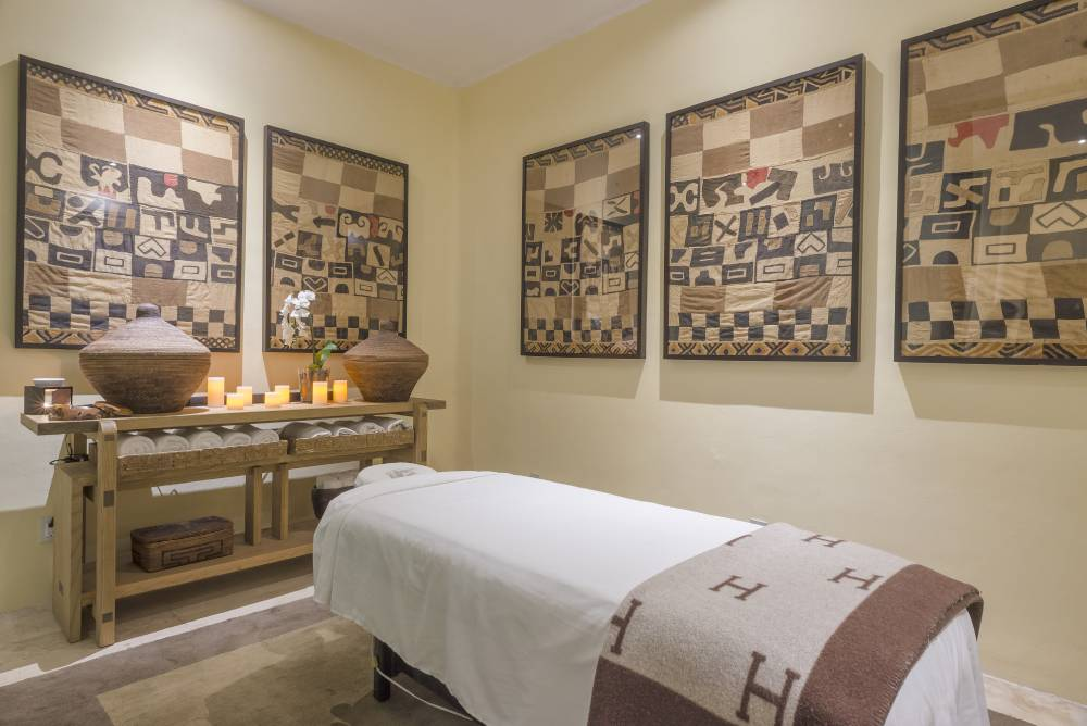 Casa Aramara SPA Room